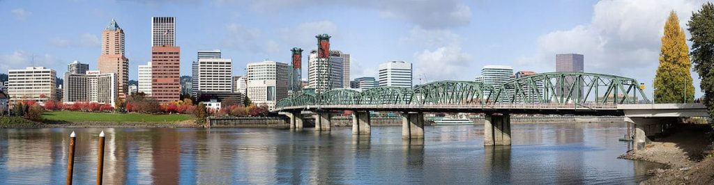 Moving to Portland, Oregon