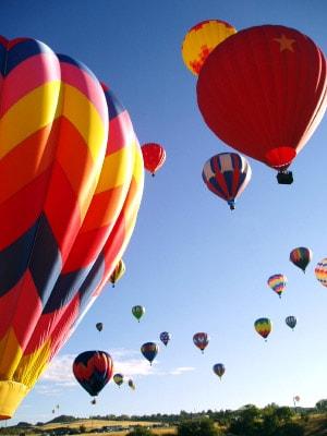 Tigard Hot Air Balloon Festival
