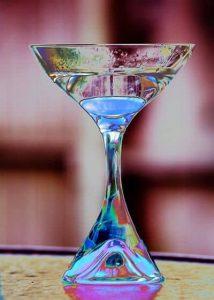 Пробовали ли вы бриллиантовую оливку в шампанском.