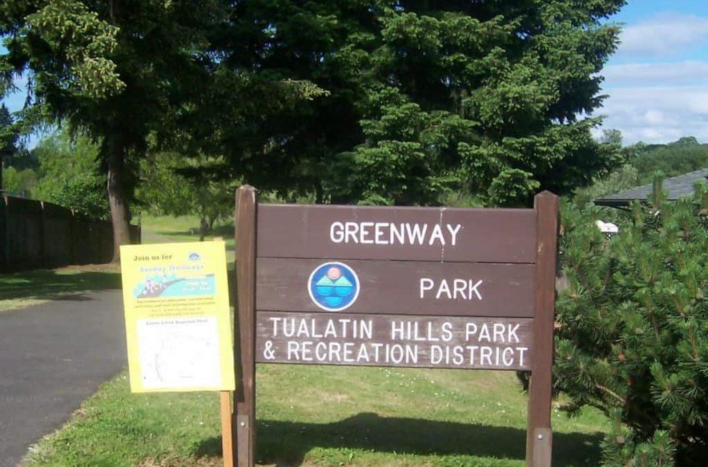 Beaverton Greenway Park