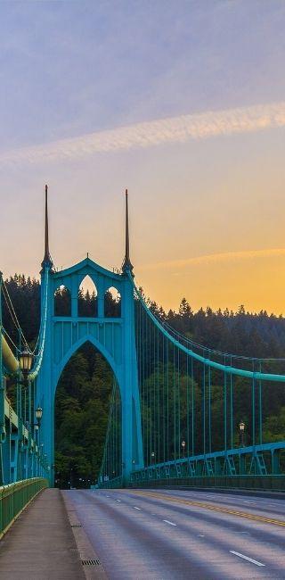 Famous bridge in Portland Oregon, Buyers Agent Portland