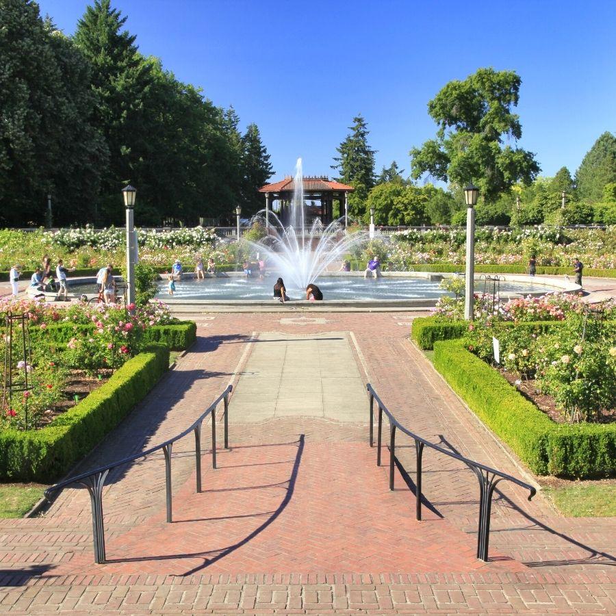 North Portland Oregon park real estate