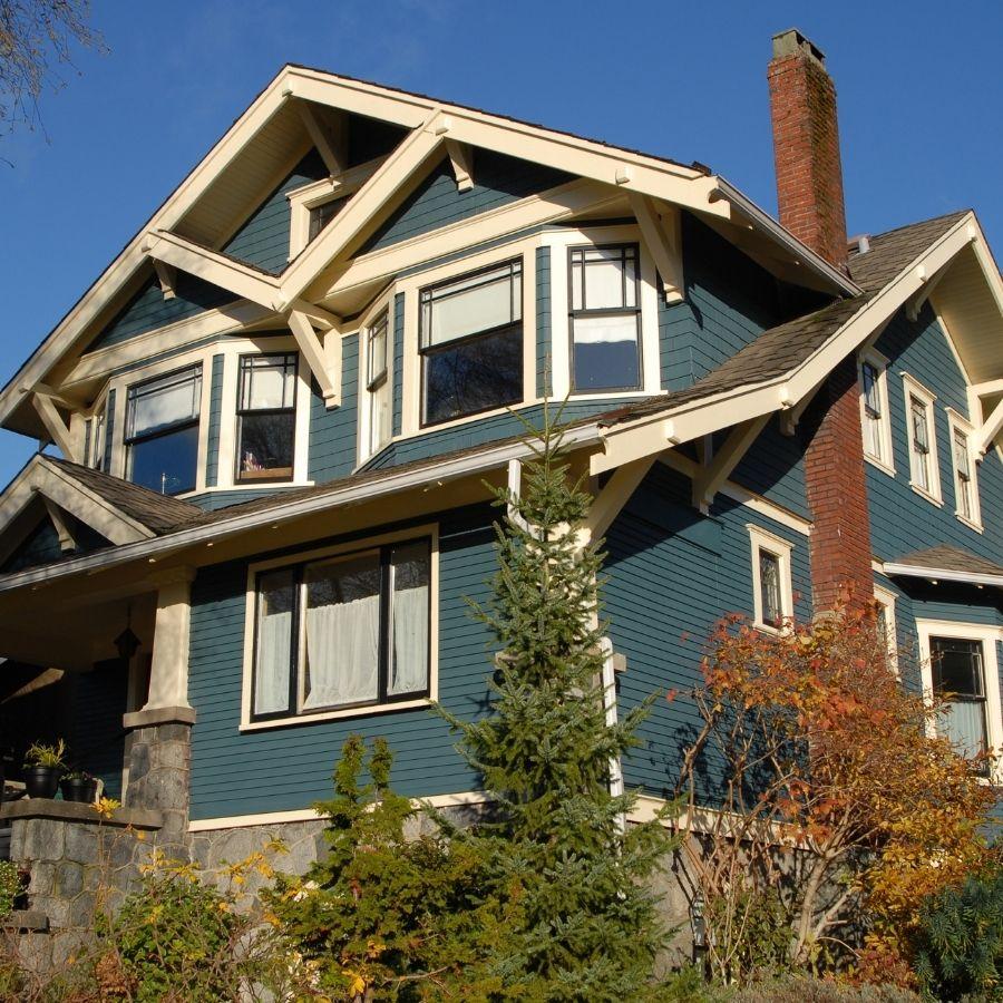 Northeast Portland real estate home sample
