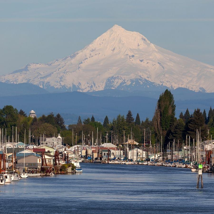Bridgeton view homes for sale Oregon